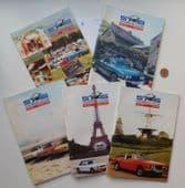 5 Stag Owners Club magazines 1999 classic car Triumph bundle K vintage 1990s